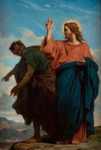 Tentation de Jésus au désert