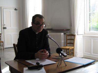Père Joël Guibert