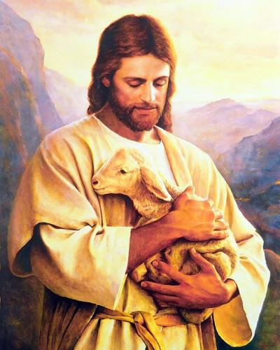 Jésus, bon Pasteur