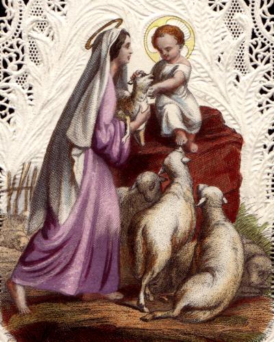 Marie ramène les pécheurs à Jésus