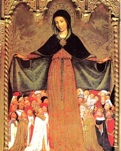 Marie Mère de Miséricorde et Refuge des pécheurs