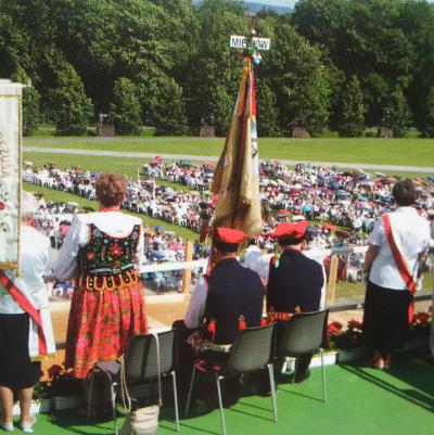 Rassemblement de la Garde d'Honneur de Jasna Gora (Pologne)