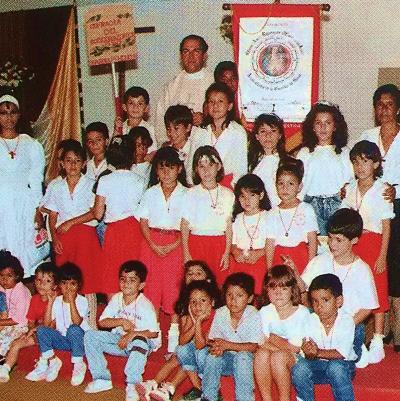 Centre de la Garde d'Honneur des enfants de Medellin (Colombie)
