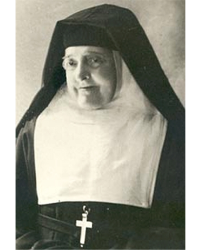 Sœur Marie du Sacré-Cœur Bernaud