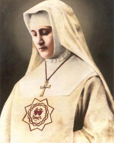 Mère Marie de Jésus Deluil-Martiny