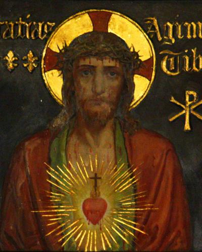 Douleur du Cœur de Jésus