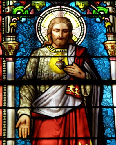 Plainte du Cœur de Jésus