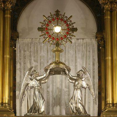 Adoration à Montmartre