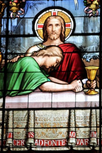 Saint Jean évangéliste